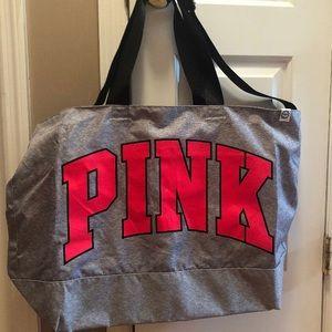 VS Pink Weekender Tote